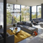 Villa Alba, living room