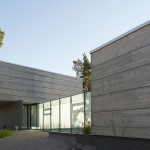 Villa Alba, enterance