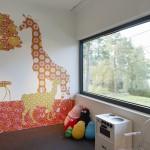 Villa Alba, childrens room