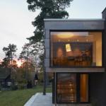Villa Alba, guest room and sauna