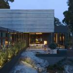 Villa Alba, inner garden / livingroom