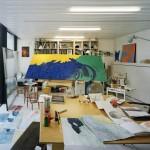 Casa Barone, artist studio in main house