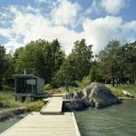 Island House 4, sauna