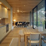 Island House kitchen / living room