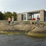 Relax Cabin, archipelago