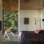 Rock House, bedroom