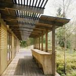 Summer House Trosa, outdoor kitchen